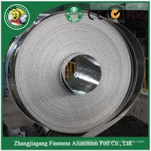 Rouleaux Jumbo de papier d'aluminium en relief professionnel