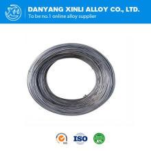 ISO Cr15ni60 Aleación de níquel alambre de resistencia eléctrica