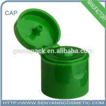 good quality 24mm plastic bottle cap special customized flip top bottle cap