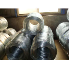Big coil galvanized steel wire