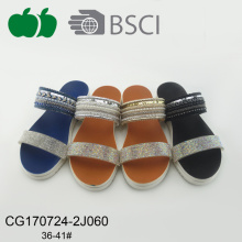 Womens New Highly Fashion Moda Cheap Slipper