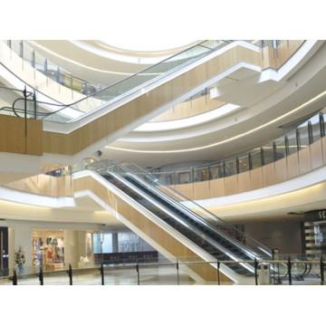 Escalier d'escale économique et sécurisé pour le centre commercial