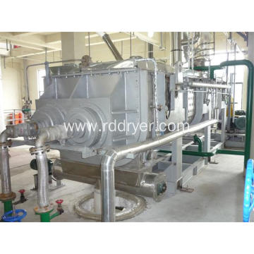 Large Capacity Calcium Carbonate Paddle Drying Machine