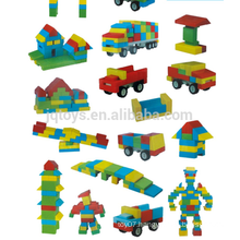 2016 children baby puzzle items plane modeling puzzle toys