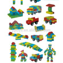 2016 crianças bebê quebra-cabeça itens avião modelo quebra-cabeça brinquedos