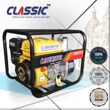 CLASSIC(CHINA) High Pump Lift 1.5 inch Gasoline Pump, 5.5hp Gasoline Petrol Water Pump, Small Portable 168f Pump Engine