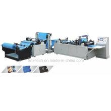 Máquina de fabricação de sacos de embalagem de tecido não tecido completo automática
