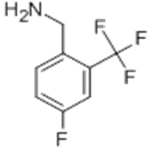 4-Fluoro-2-(trifluoromethyl)benzyl amine