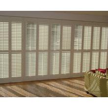 2018 venta caliente de lujo de buena calidad doméstica tilo madera ciega ventana