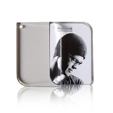 High Quality Stylish Acrylic Photo Frame, Clear Perspex Picture Display