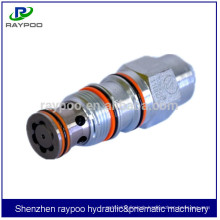 sun cartridge hydraulic pressure relief valve for grass cutting machine