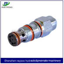 sun cartridge hydraulic pressure relief valve for grass cutting machine
