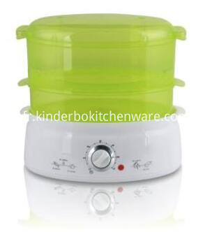 plastic food steamer