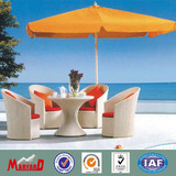 Outdoor furniture rattan table and chairs white wicker furniture