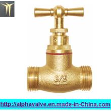 Латунный запорный клапан (a. 0146)