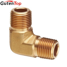 GutenTop High Quality Plumbing Brass Flat Hose Male of 90 Degree Elbow Fitting with OEM