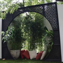 Garden Decorative Metal Screen