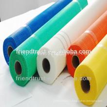 Maillage moulé en fibre de verre renforcé