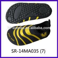 SR-14WA035-7 Fancy Kinder Strand Schuhe für Wasser Aqua Schuhe Wasser Schuhe Surfen Schuhe