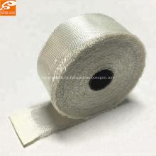 Cinta de aislamiento de fibra de vidrio con textura de vidrio E