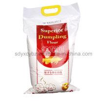 Knödel Mehl Plastik Verpackung Tasche