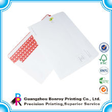 Full color woodfree paper custom recycled envelope materials