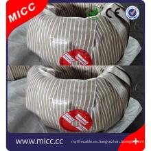 Cable de elemento de calentamiento redondo de resistencia MICC NiCr80 para uso industrial