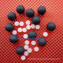 Heat Resistant Rubber Ball BBS