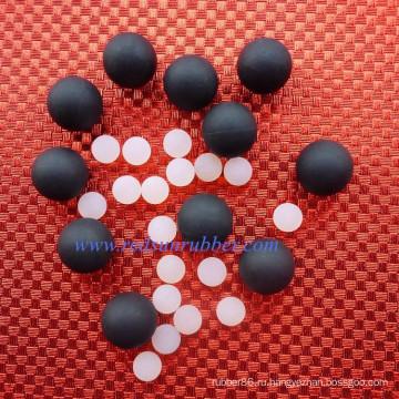 Термостойкий резиновый мяч ББС