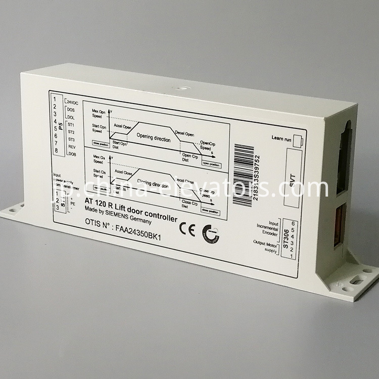 OTIS AT120R Lift Door Controller FAA24350BK1