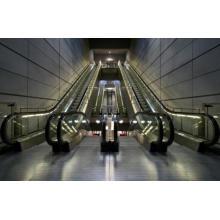 Rolltreppe, Fahrgastüberzug