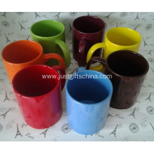 Promotional Custom Logo Ceramic Coffee Mugs