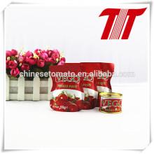Qualität und gute Preisbeutel Tomatenpaste 70 G
