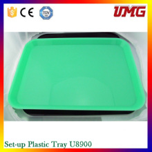 U8900 Autoclavable Plastic Tray Dental Instrument
