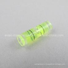 Уровень пузырьковой трубки (Dia / 6 мм X длина / 20 мм)