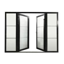 La puerta principal de moda 2018 diseña la puerta francesa de la puerta doble