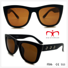 Men′s Plastic Sunglasses with Metal Decoration (WSP508295)