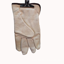 Professional Cow Split Leather Gloves