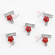 8mm T Letters Charms (JP08)