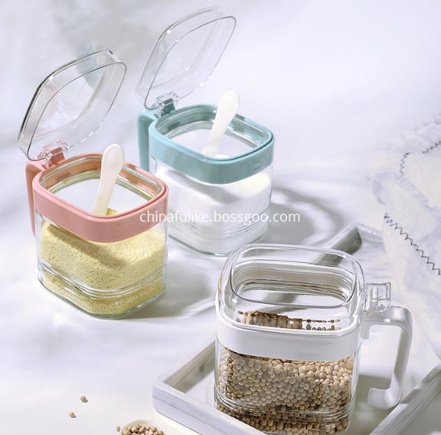 Spice Jar Display