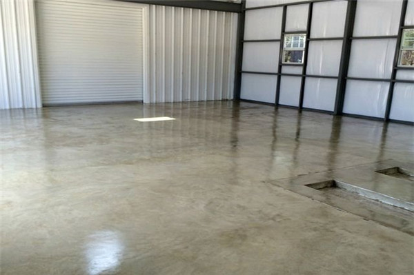 epoxy floor sealer clear