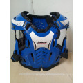 Motorcycle riding jacket chest protector armor racing shirt