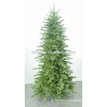 Elegante decoração de festa natalina Árvore de Natal PVC