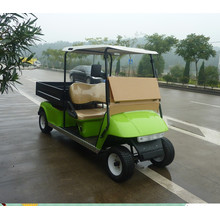 Cheapest Factory for 2 Seats Electric Utility Vehicle motorized battery powered golf utility vehicles export to Burundi Manufacturers