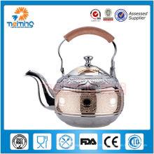 Bouilloire d'eau en acier inoxydable de 2,0 L