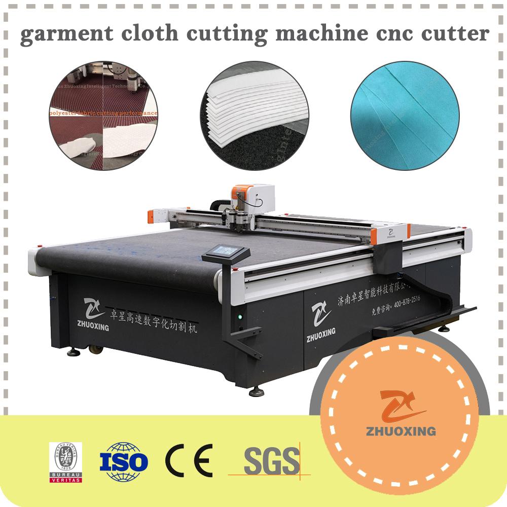 fabric cnc cutting machine