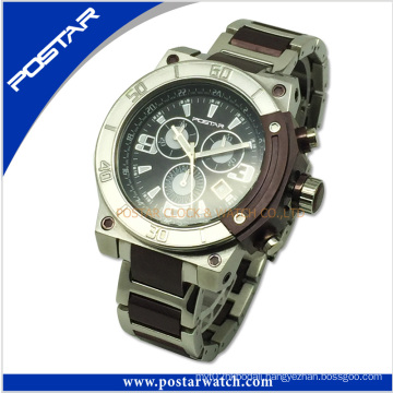 Generous Mutifunction High Quality Quartz Wrist Watch Psd-2803
