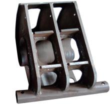 OEM Metal Soldado y estampado Locomotora Accesorios