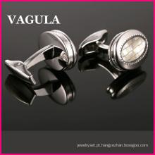 VAGULA qualidade Super Gemelos botões de punho (L51472)