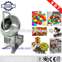 CBY 1500 chocolate coating machine/chocolate bean coating/jelly bean coating/nuts coating